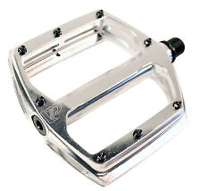 NEW - VP Components VP AIM SEALED BEARING PLATFORM PEDALS - SILVER 9/16""