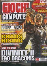 GIOCHI per il mio COMPUTER 161 borderlands-chaos rising-divity 2 ego draconis