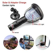 Solar DVR Security Camera With PIR Motion Detection Video Recording 39 LED V1 SS