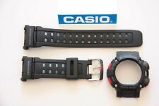 CASIO G-Shock Mudman New Original G-9000-1 Black BAND & BEZEL Combo G-9000 G9000