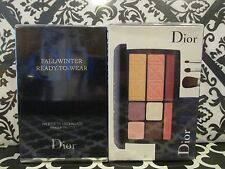 CHRISTIAN DIOR ~ FALL / WINTER ~READY TO WEAR ~ MAKEUP PALETTE ~ FULL SIZE BOXED