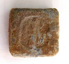 ANCIENT ROMAN BYZANTINE BRONZE WEIGHT stamp image people #AR133-138