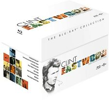 Clint Eastwood - The Complete 8 Movie Boxed / Blu-ray Collection Set NEW!