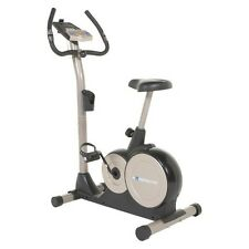 Exerpeutic 3000 Mobile App Tracking Magnetic Upright Bike with Programmable C...