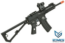 Knights Armament Airsoft PDW M2 Gas Blowback Airsoft Rifle - Black- New.