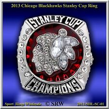 2013 CHICAGO BLACK HAWKS NHL STANLEY CUP CHAMPIONSHIP RING