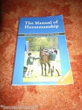 THE MANUAL OF HORSEMANSHIP PAPERBACK
