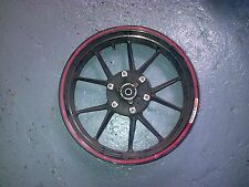 KTM 125 DUKE 10 11 12 REAR WHEEL (FREE UK DELIVERY)