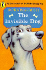 The Invisible Dog (Young Puffin Confident Readers), Dick King-Smith