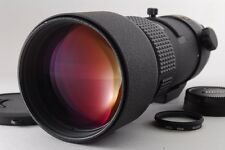 【A- Mint】 Nikon AF NIKKOR 300mm f/4 ED IF Telephoto Lens w/Caps From JAPAN #2282