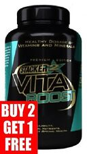 STACKER VITA BOOST 120 capsules BUY2GET3 extreme-dose multivitamin supplement