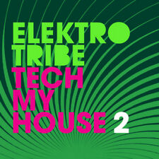 TECH My House 2 = Tomb/Nouveau/Breger/humantronic/DEROMA... = Funky Tech House!