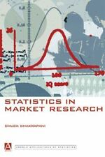 Statistics in Market Research (Arnold Applications of Statistics Serie-ExLibrary