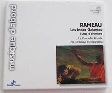 Rameau: Les Indes Galantes   La Chapelle Royale   HERREWEGHE  CD Made In Germany