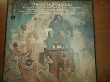 33 RPM Vinyl Beethoven Symphony No 9 in D Minor Columbia Records Stereo 041015SM