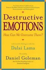Destructive Emotions - How Can We Overcome Them? : A Scientific Dialogue with...