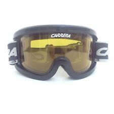 Designer Carrera adjustable Snowboarding Goggles Power Supergold youth goggles
