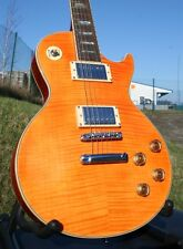 Edel le paul standard * FLAME MAPLE top * massif acajou Body * Grover * ORANGE