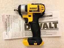 "New Dewalt DCF883B 3/8"" 20 Volt 20V Max Impact Wrench Lithium Ion Compact"