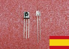 Receptor infrarrojo 38kHz carcasa metal VS1838 led IR emisor 5mm 940nm Arduino