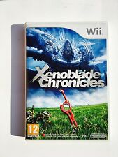 Xenoblade Chronicles Wii Super Nintendo 64 Pal España Desprecintado