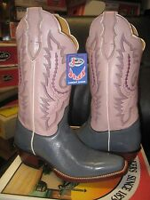 Justin Boots Womens L2655 PINK LUCIOUS. L2655 SIZE 5.5 B NEW US Seller