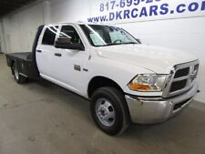 Dodge: Ram 3500 Flatbed
