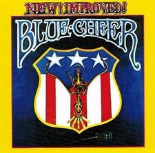 "Blue Cheer:  ""New! Improved!"" + Bonustracks (CD Reissue)"