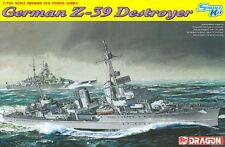 Dragon 1/700 German Destroyer Z-39 Smart Kit