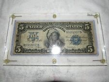 "1899 Silver Certificate $5 ""Indian Chief Note"", F-272"