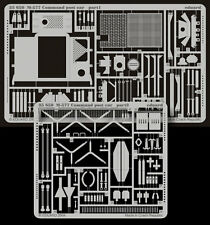 EDUARD 1/35 PHOTO-ETCHED DETAIL SET for TAMIYA M577 US COMMAND POST CAR #35071