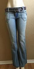 DOLLHOUSE Belted Women's Jean Size 5