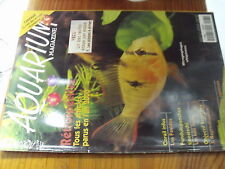 µ? Revue Aquarium Magazine n°177 Bac Recifal Favidés Repro scalaires Killi...
