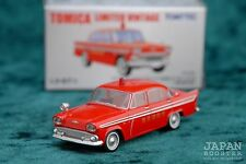 [TOMICA LIMITED VINTAGE LV-57a 1/64] PRINCE SKYLINE 1900 DEX FIRE CHIEF CAR Red