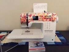 Bernina B350 PE Special Edition Sewing Machine Butterflies Rare w/ Walking Foot