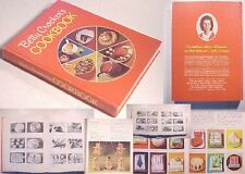 BETTY CROCKER'S COOK BOOK RECIPES RED PIE 1969,10th Printing 1971 CROCKERS #9822