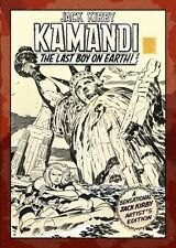 Jack Kirby's Kamandi The Last Boy On Earth Artist's Edition IDW Hardcover