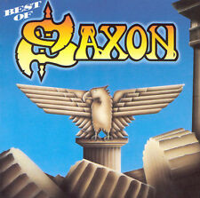 Saxon 15 song Best Of Import CD British Metal New Sealed Classic Denim & Leather