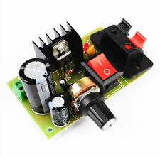 1PCS LM317 DC 5V-35V to 1.25V-30V Step Down DIY Kit AC/DC Power Supply Module ck