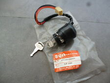 SUZUKI GP100 TS100 IGNITION SWITCH NEW 37110-25019