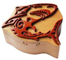 Shark Jewelry / Ring  Box / Keepsake Box
