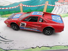 ferrari 308 GTB scale of 1/43 in well played condition free p&p to uk
