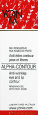 Yonka Alpha Contour Eye And Lip Gel 0.5oz(15ml) Brand New
