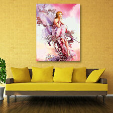 5D Fairy Butterfly DIY Diamond Embroidery Painting Cross Stitch Decor Craft 2#A