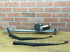 2003-2007 SAAB 93  WINDSHIELD WASHER WIPER MOTOR & TRANSMISSION  LINKAGE SYSTEM