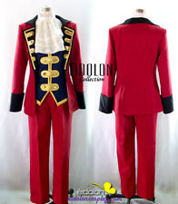 EE0046AA Phoenix Wright Ace Attorney Miles Edgeworth cosplay costume