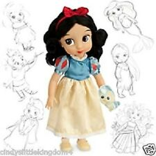 New Disney Store Snow White Animators Collection doll 38cm tall Age 3+