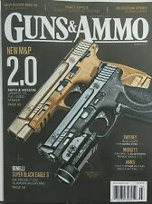 Guns & Ammo March 2017 New M&P 2.0 Smith & Wesson Benelli FREE SHIPPING sb