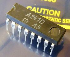 10x A241D IF amplifier with demodulator and AFC (=TDA2541), HFO