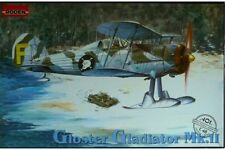 RODEN 401 1/48 Gloster Gladiator Mk.II late version with ski